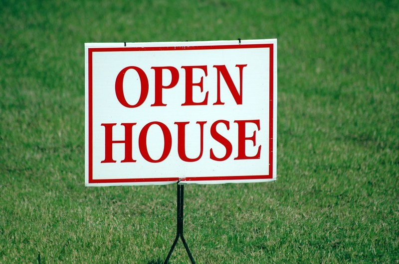 Large Of Open House Sign
