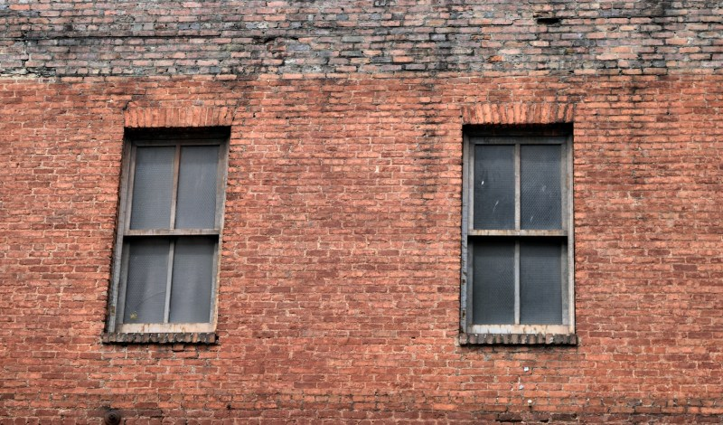 Large Of Red Brick Wall