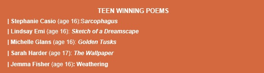 teen winners