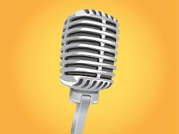 yellow mic