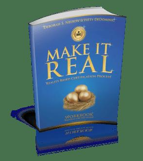 Make it Real: Coaching & Certification Workbook Image