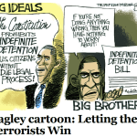 I agree with Bagley: Indefinite Detention of Americans is Wrong.