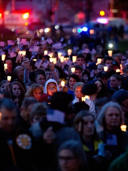 Boston Reaction: Had It With Humanity?