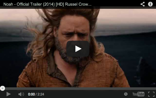 Noah and the Violence of God [Trailer included]