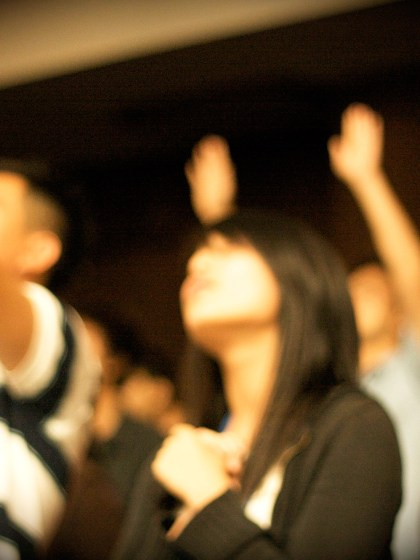Worship as the Ultimate Act?