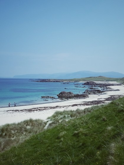 Iona Musings