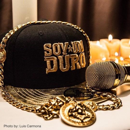 #soyunduro #gold #oro #mic @yandel @puertoricounder @luiscarmona @letusdotheworkforyou