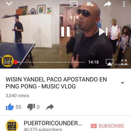 Buscalo en nuestro canal de #youtube en nuestro bio link. #wisinyyandel