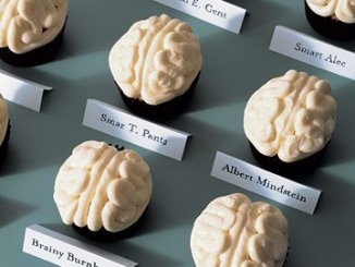 Bake up a storm... these gory cupcakes will impress your friends no end.