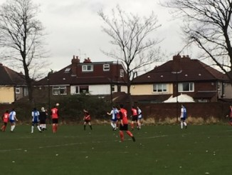 Image to go with Luke Antipas' match report - University of Liverpool 3rds v men's football 4th team (25-11-15)