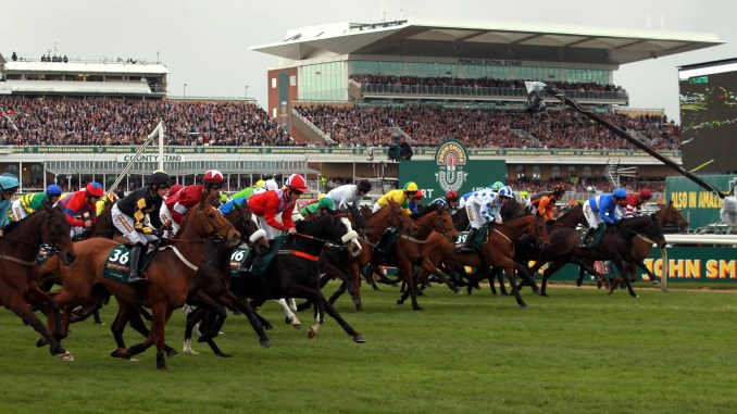 The 2012 Grand National
