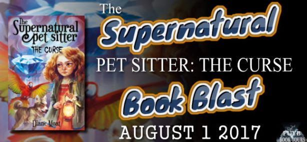 The Supernatural Pet Sitter The Curse banner