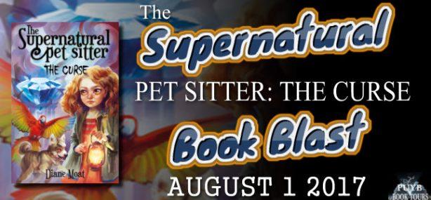 The Supernatural Pet Sitter The Curse banner
