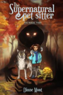 The Supernatural Pet Sitter The Magic Thief