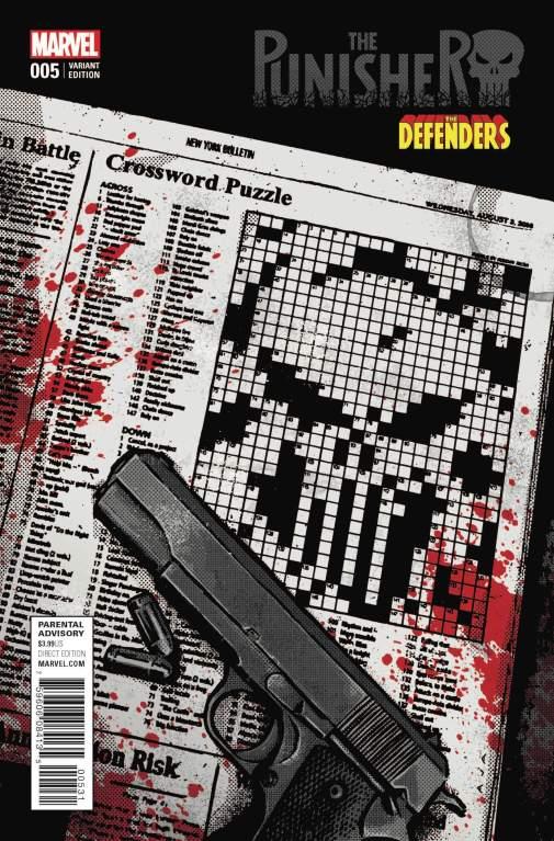 Punisher Vol 10 $#5b
