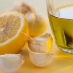 Tisana aglio e limone: antibiotico naturale