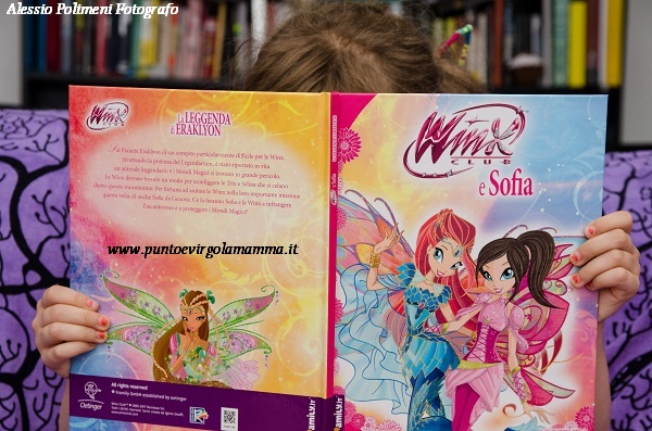 Sofia Libro Winx