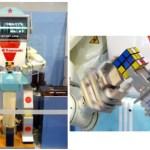 Cube-Kun, el robot que soluciona el cubo de Rubik en 6 segundos