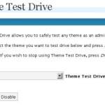 Prueba un theme en tu blog sin que los visitantes se enteren con Theme Test Drive