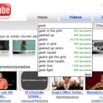 YouTube incorpora sugerencias en las búsquedas