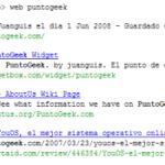 Goosh, usando Google mediante línea de comandos