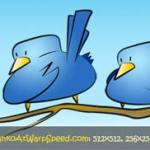 Paquete de iconos para Twitter