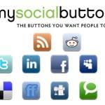 My Social Buttons, íconos sociales de excelente calidad
