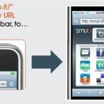 Smub.it, almacena y comparte enlaces desde tu móvil