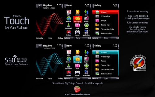 Nokia Touch
