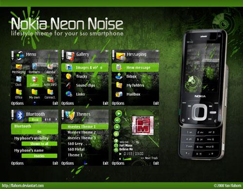 Nokia_Neon_Noise