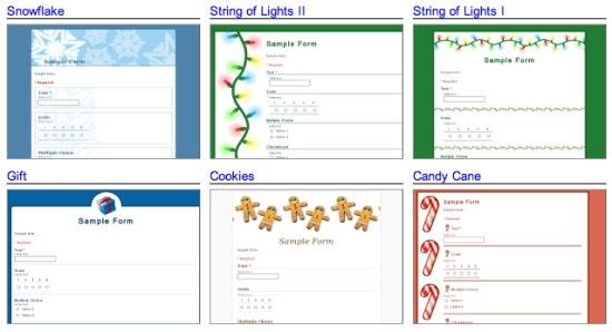 plantillas navidad google