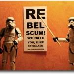 Humor: Test de visión Stormtrooper