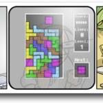 Humor: Dónde está la pieza larga de Tetris cuando la necesitamos