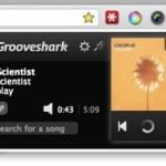 sharkZapper, controla la reproducción de GrooveShark desde cualquier pestaña [Chrome]