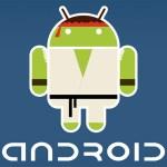 Muñecos de Android caracterizados como personajes de juegos