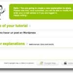 Tildee, una excelente herramienta para crear tutoriales paso a paso