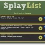 SplayList: Escucha y descarga música gratis
