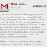 Gmail 2.1 para iOS con dos grandes novedades