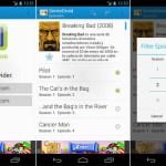 Ver series gratis en Android con SeriesDroid