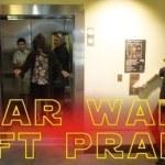 Usa la Fuerza para abrir la puerta del ascensor y hacer bromas [Video]