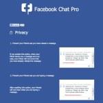 Facebook Chat Pro: Evita que tus amigos se enteren cuando leíste un mensaje y cuando estás escribiendo