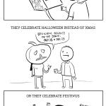 Así celebra un geek la Navidad