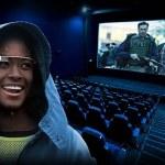 Expulsado del cine por llevar las Google Glass