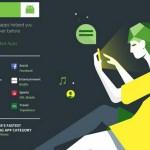 Infografía de lo más descargado de Google Play 2014