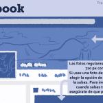 Infografías del tamaño perfecto de imágenes en las redes