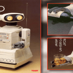 7 robots que todo geek de los 80s hubiese querido tener