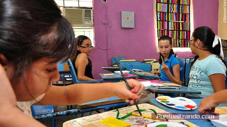 Pinturas, Cultura, niños