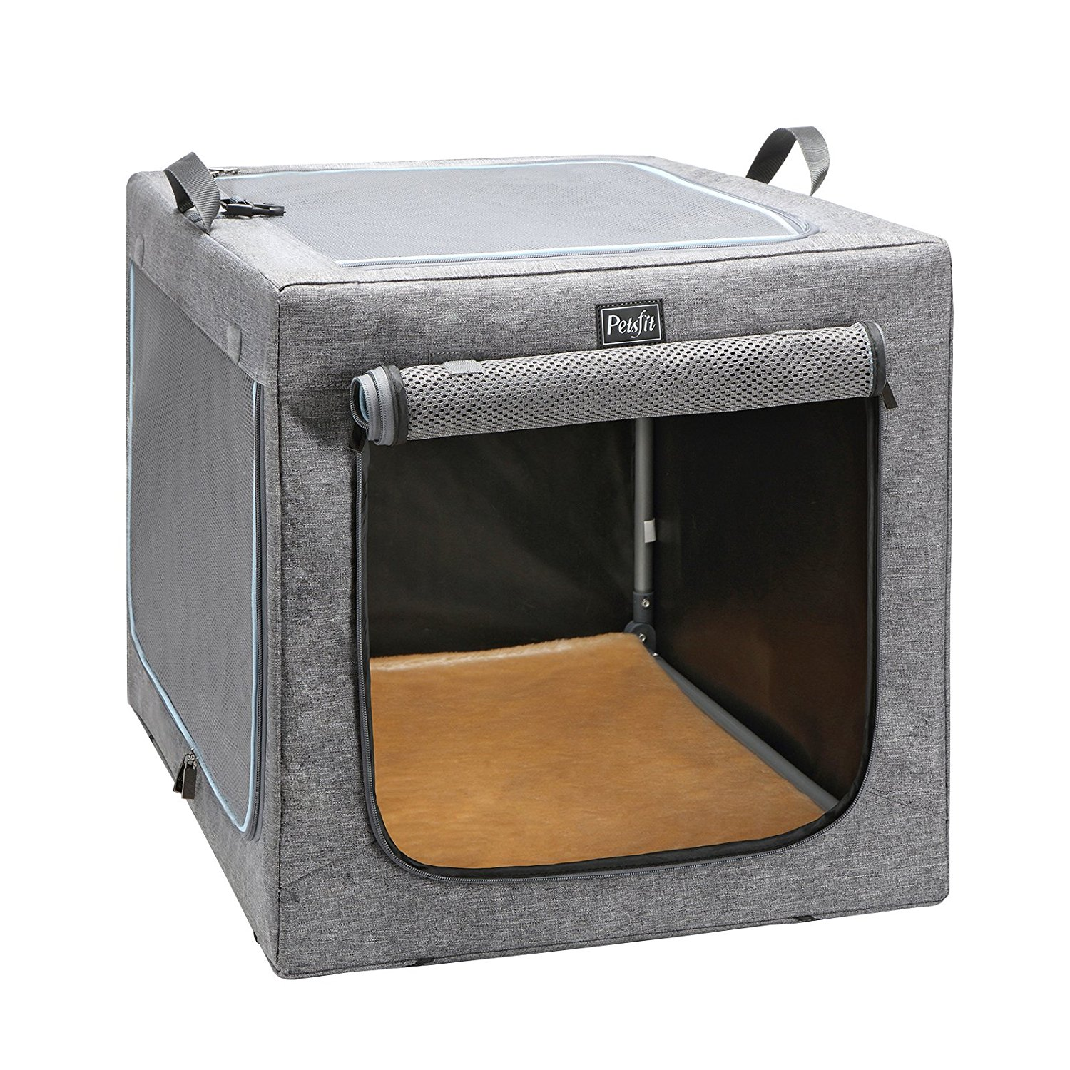 Fullsize Of Soft Sided Dog Crate
