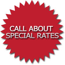 Special Hotel Rates