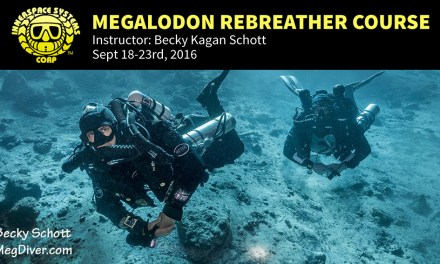 Megalodon Rebreather Course